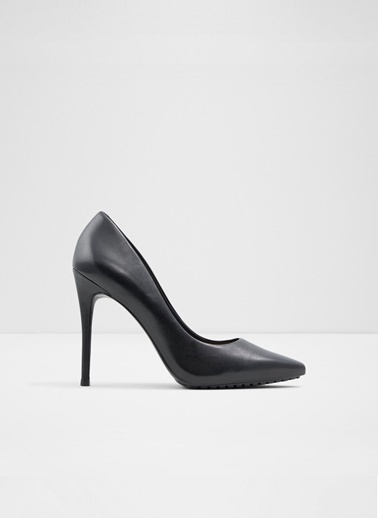 Aldo Durbell - Siyah Kadin Topuklu Ayakkabi Siyah